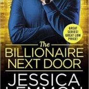 Spotlight & Giveaway: The Billionaire Next Door by Jessica Lemmon