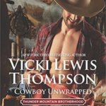 REVIEW: Cowboy Unwrapped by Vicki Lewis Thompson
