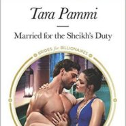 REVIEW: Married for the Sheikh's Duty by Tara Pammi