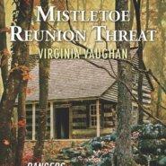 REVIEW: Mistletoe Reunion Threat by Virginia Vaughan