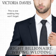 REVIEW: Right Billionaire, Wrong Wedding by Victoria Davies