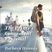 REVIEW: The Prince's Convenient Proposal by Barbara Hannay