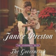 REVIEW: The Governess's Secret Baby by Janice Preston