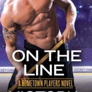 REVIEW: On the Line by Victoria Denault