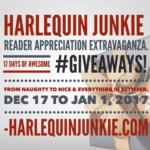 #Giveaway Day 2: 2016 Reader Appreciation EXTRAVAGANZA