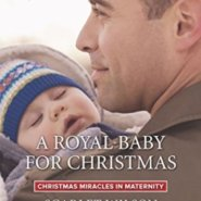 REVIEW: A Royal Baby For Christmas by Scarlet Wilson