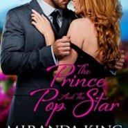REVIEW: The Prince and the Pop Star by Miranda King