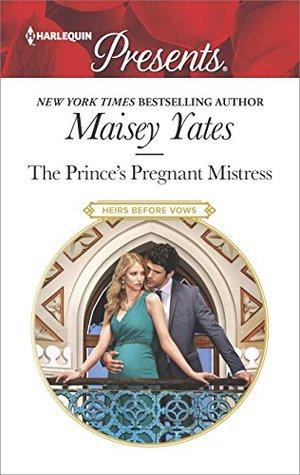 The-Princes-Pregnant-Mistress