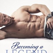 Spotlight & Giveaway: Becoming a Legend by Sarah Robinson