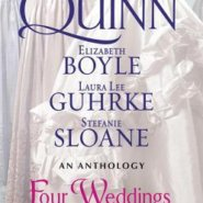 REVIEW: Four Weddings and a Sixpence: An Anthology by Julia Quinn, Elizabeth Boyle, Stefanie Sloane, Laura Lee Guhrke