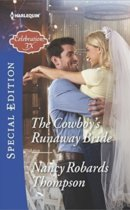 Spotlight & Giveaway: The Cowboy's Runaway Bride by Nancy Robards Thompson