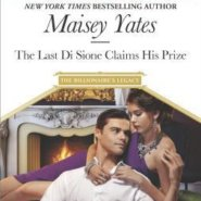 REVIEW: The Last Di Sione Claims his Prize by Maisey Yates
