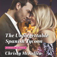 REVIEW: The Unforgettable Spanish Tycoon  by Christy McKellen