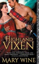 Spotlight & Giveaway: Highland Vixen by Mary Wine