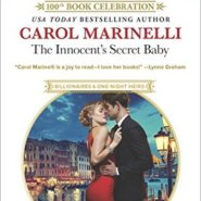 REVIEW: The Innocent's Secret Baby by Carol Marinelli