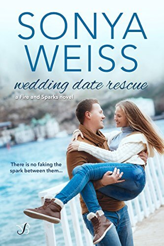 Spotlight  amp  Giveaway  Wedding Date Rescue by Sonya Weiss