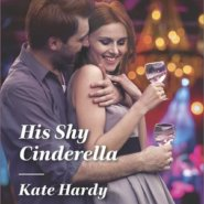 REVIEW: His Shy Cinderella by Kate Hardy