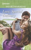 Spotlight & Giveaway: Love, Special Delivery by Melinda Curtis