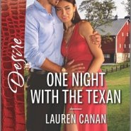 REVIEW: One Night with the Texan by Lauren Canan
