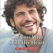 REVIEW: The Boss Who Stole Her Heart by Jennifer Taylor