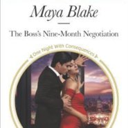 REVIEW: The Boss's Nine Month Negotiation by Maya Blake