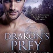 Spotlight & Giveaway: Drakon's Prey by N.J. Walters