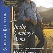 REVIEW: In the Cowboy's Arms by Vicki Lewis Thompson