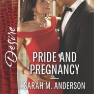 REVIEW: Pride and Pregnancy by Sarah M. Anderson