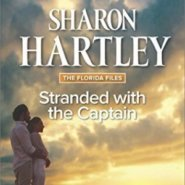 Spotlight & Giveaway: Stranded with the Captain by Sharon Hartley