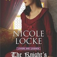 Spotlight & Giveaway: The Knight's Scarred Maiden by Nicole Locke