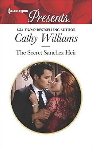 REVIEW: The Secret Sanchez Heir by Cathy Williams