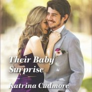 REVIEW: Their Baby Surprise by Katrina Cudmore
