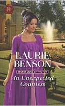 Spotlight & Giveaway: An Unexpected Countess by Laurie Benson