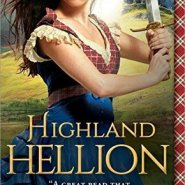 Spotlight & Giveaway: Highland Hellion by Mary Wine