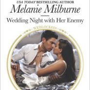 REVIEW: Wedding Night with Her Enemy by Melanie Milburne