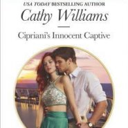 REVIEW: Cipriani's Innocent Captive by Cathy Williams