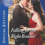 REVIEW: Falling for the Right Brother by Kerri Carpenter