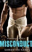 Spotlight & Giveaway: Misconduct by Samantha Kane