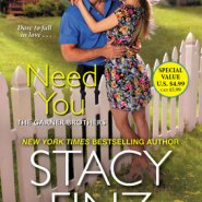 REVIEW: Need You by Stacy Finz