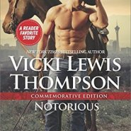 REVIEW: Notorious by Vicki Lewis Thompson