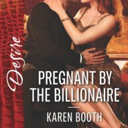 REVIEW: Pregnant by the Billionaire by Karen Booth
