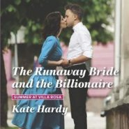 REVIEW: The Runaway Bride and the Billionaire by Kate Hardy