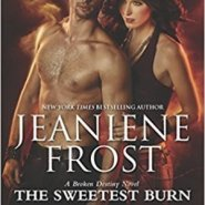 Spotlight & Giveaway: The Sweetest Burn by Jeaniene Frost