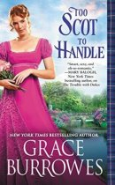 Spotlight & Giveaway: Too Scot to Handle by Grace Burrowes