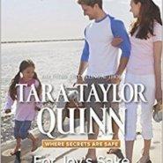 Spotlight & Giveaway: For Joy's Sake by Tara Taylor Quinn