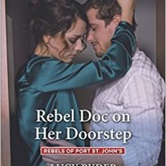 REVIEW: Rebel Doc on her Doorstep by Lucy Ryder