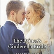 Spotlight & Giveaway: The Prince's Cinderella Bride by Amalie Berlin