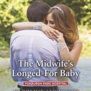 REVIEW: The Midwife's Longed-for Baby by Caroline Anderson