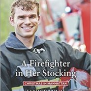 REVIEW: A Firefighter in her Stocking by Janice Lynn