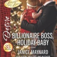 REVIEW: Billionaire Boss, Holiday Baby by Janice Maynard